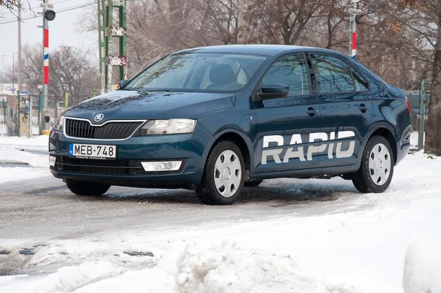 Valamikor kétajtós kupét jelentett a Rapid. Mára ez lett belőle, cserébe a név ingyen volt