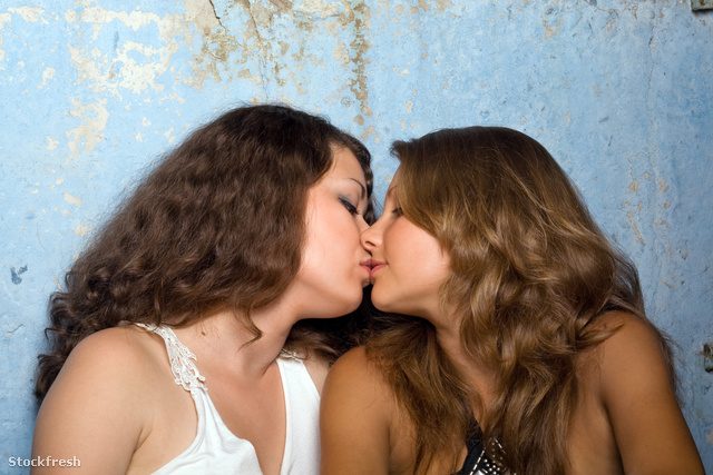 stockfresh 2366455 portrait-of-the-two-beautiful-kissing-young-w