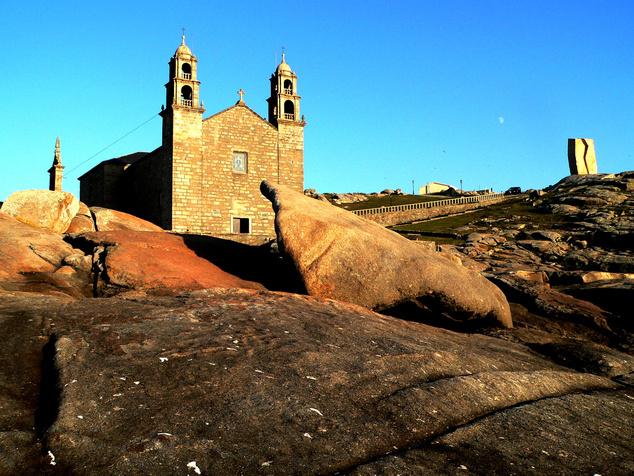 Templom a spanyolországi Muxiában