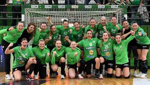 Kézilabda: a Ferencváros csapást mért a Győrre