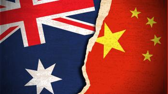 Háborús retorikával hergeli Kínát Ausztrália