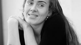 Új fotók: Adele derékig érő hajjal ünnepli 33. születésnapját