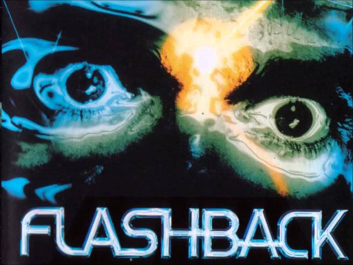 Flashback (Forrás: Delphine Software)