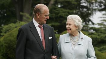Nyilvánosságra hozta a királyi család Fülöp herceg halálának okát