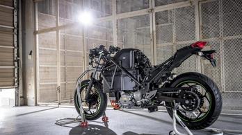 E-Boost: a jövő Kawasakija