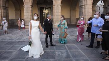 Esküvő járvány idején: vannak, akik már háromszor is elhalasztották a lakodalmukat