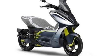 Gyártásba küldik a Yamaha e-robogóját