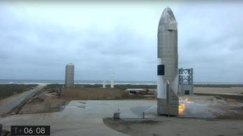 Most nem robbant fel a SpaceX űrhajója