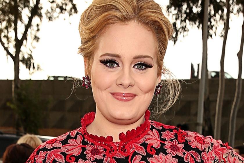 Adele 44 kilós fogyása után ilyen karcsú lett: friss fotót posztolt magáról