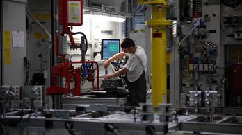 Ipari termelés: robusztus növekedés