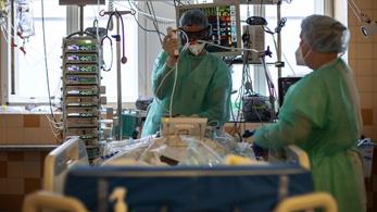 Csehország: ötszáz súlyos állapotú covid-beteg
