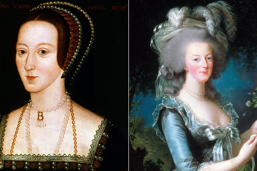 Történelmi kvízünkben tesztelheted, mennyire ismered a híres királyok feleségeit.