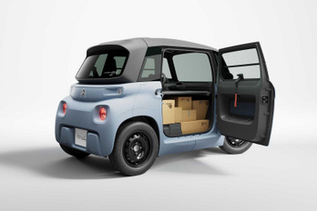 Van már teherszállító Citroën Ami is