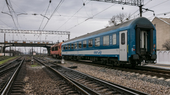 Júniusban újraindulhat a vonatközlekedés Ukrajnába