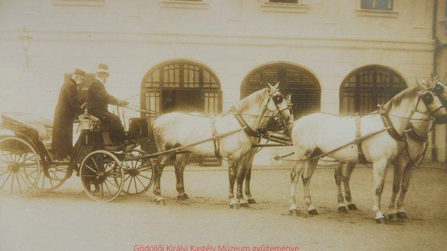 110 éve járt utoljára I. Ferenc József a gödöllői kastélyban