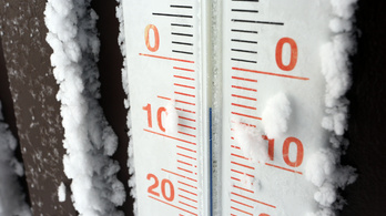 Hidegrekordokat hozott az április