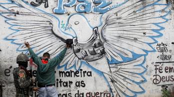 Összecsaptak rendőrök és bűnbandák Rióban, legalább 25 ember meghalt