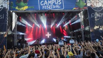 Lesz júliusban Campus Fesztivál