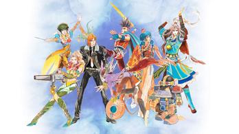 Ősrégi anti-Final Fantasy retrókedvelőknek