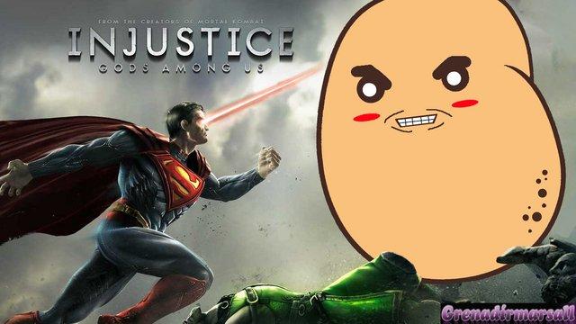 Injustice: Gods Among Us | Mortal klón vagy valami más?