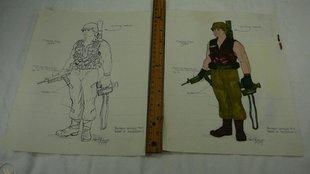 G.I.Joe érdekességek - A csak papíron létező figura