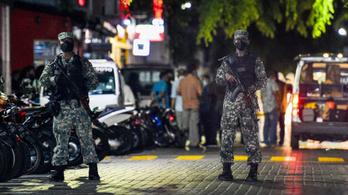 Merényletet követtek el a Maldív-szigetek volt elnöke ellen
