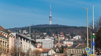 Újabb térfigyelő kamerákat telepítettek Pécs keleti városrészében