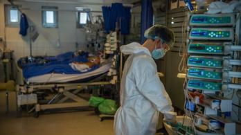 Egy 33 éves férfi a koronavírus legfiatalabb áldozata
