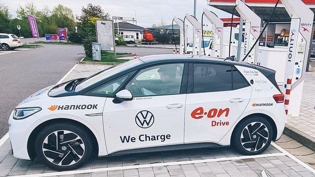 A Volkswagen csoport e-autói jelentik a jövőt