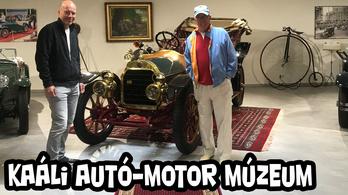 Kopasz csodaországban – Kaáli Autó-Motor Múzeum