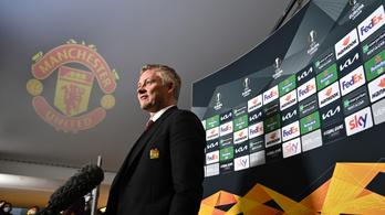 Solskjaer szerint akár 8–6-ra is kikaphatott volna a Manchester United