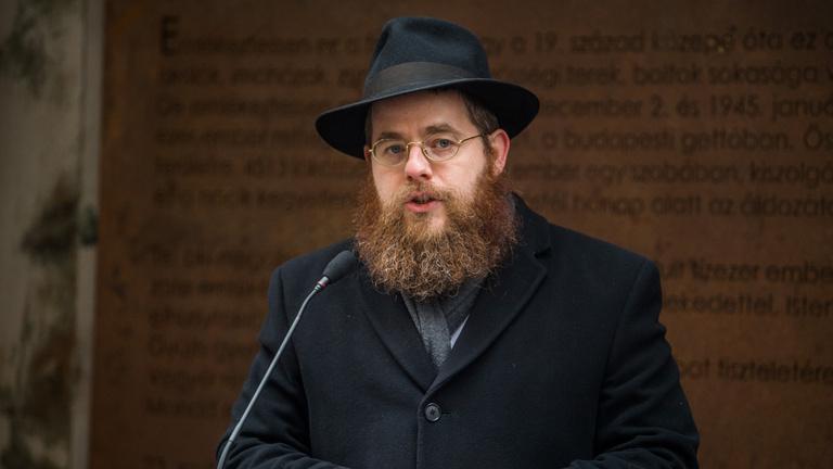 A magyar államot is perbe fogták a zsidó örökjáradék ügyében