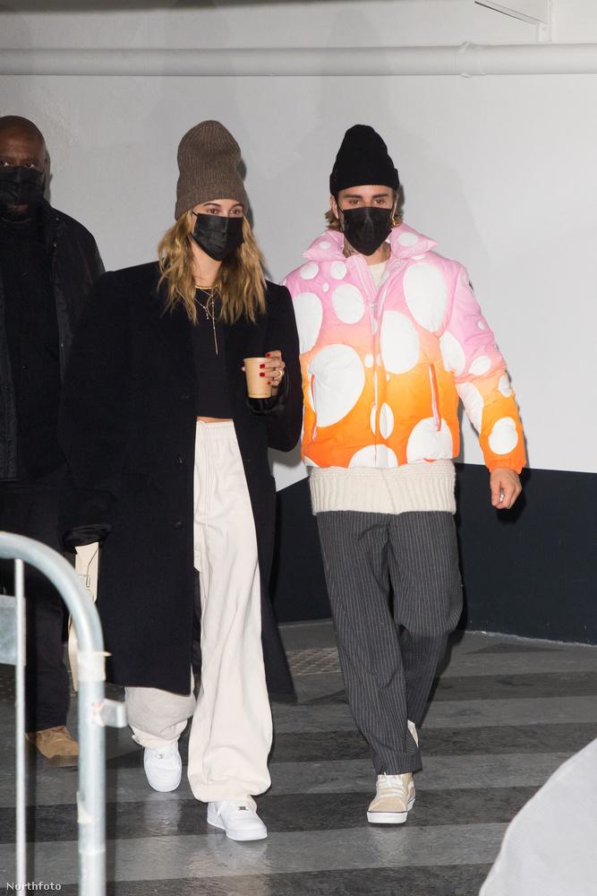 Ezzel szemben azonban...ha Justin és Hailey Bieber együtt mennek valahova, általában ebben a direktlepukkant stílusban öltözködnek mind a ketten