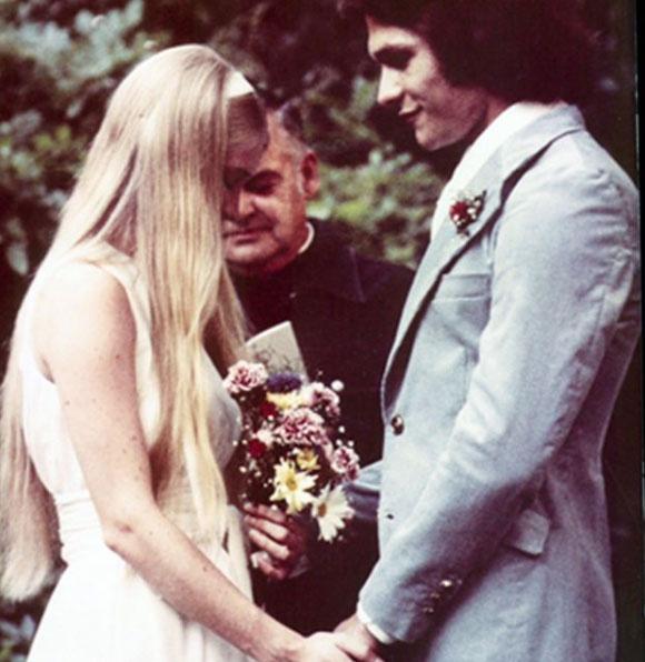 1975-ben mondták ki egymásnak a boldogító igent.