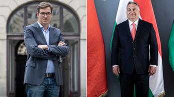 Karácsony Gergely Orbán Viktorról: Ő alacsony és kövér, én magas és vékony vagyok