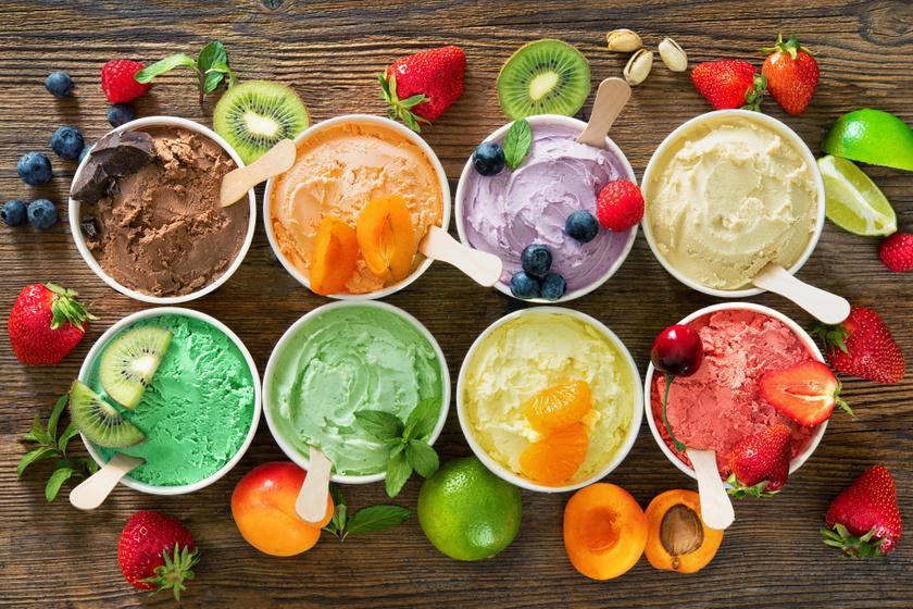 Fagyi, jégkrém vagy sorbet? Így készülnek házilag a jeges finomságok