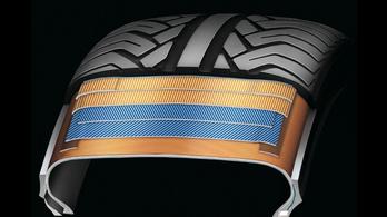 Újrahasznosított műanyagot használna gumijaiban a Michelin