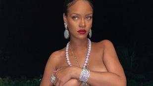 Íme Rihanna férfi hasonmása