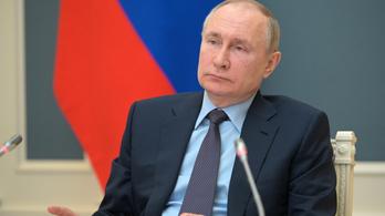Vlagyimir Putyin: a Szputynik V ugyanannyira megbízható, mint a Kalasnyikov