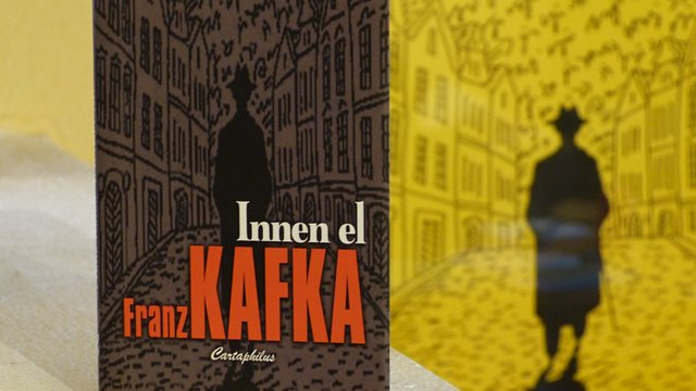 Franz Kafka: Innen el