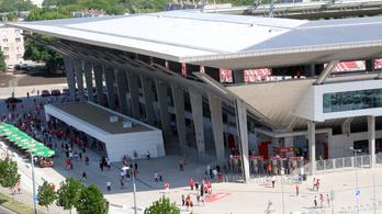 Alaposan készülnek a rendőrök a hétvégi DVTK–Fehérvár FC mérkőzésre