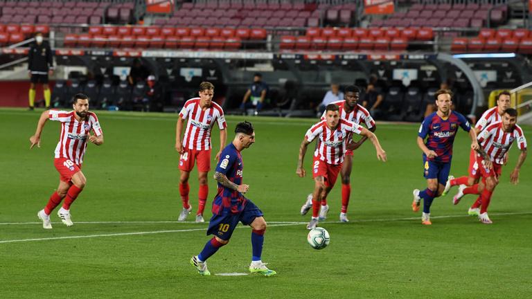 Most a Barca–Atlético az El Clásico