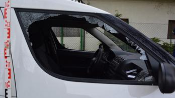 Tolvajtempó Csepelen: két nap alatt 13 autót tört fel egy férfi