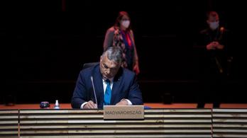 Orbán Viktor: Az oltásellenes hangokkal szemben fel kell lépni