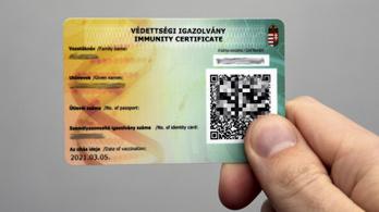 Megszerették a szabadságot a magyarok, 100-200 ezerért lehet hamis védettségi igazolványt kapni