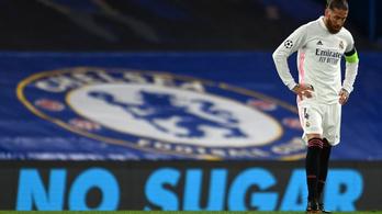 Ismét sérült a Real kapitánya, lemaradhat a bajnoki hajráról