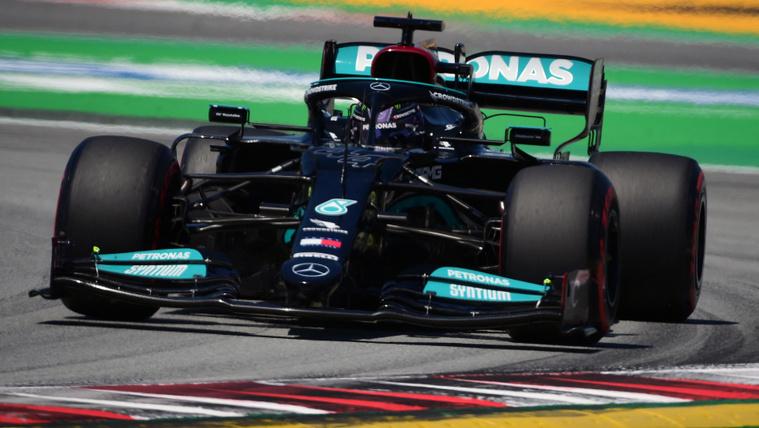 Lewis Hamilton századszor a pole-ban a Spanyol Nagydíj időmérő edzésén!