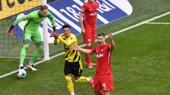 Lewandowski triplával, a Bayern gálával ünnepelte az aranyat