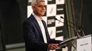 Újra Sadiq Khant választották London polgármesterévé