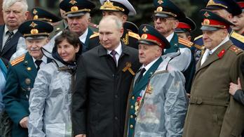 Vlagyimir Putyin: Nincs bocsánat azoknak, akik elfelejtették a második világháború tanulságait